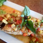 SPECIAL DEEP FRIED TILAPIA SWEET AND SOUR_2