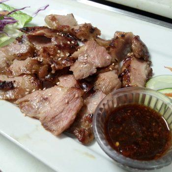 A15-Grill Pork Neck