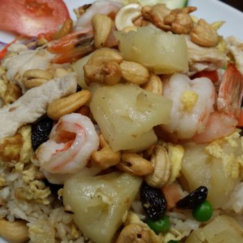 FRIED RICE PINEAPPLE WITH SHRIMP_3