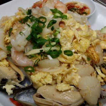 FRIED RICE SEA FOOD