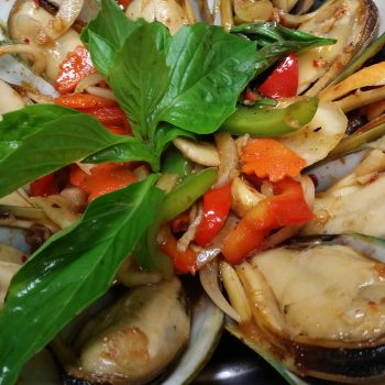 SPECIAL CLAY POT MUSSEL