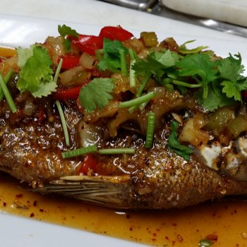 SPECIAL DEEP FRIED TILAPIA SWEET AND SOUR_3